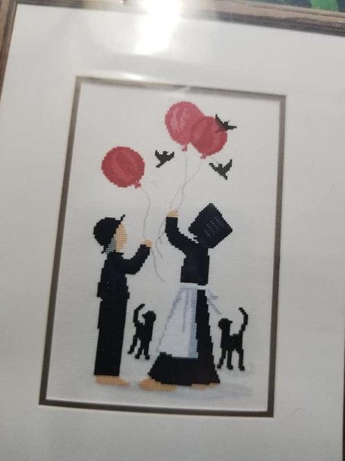 Balloon Play - Lynn's Prints
