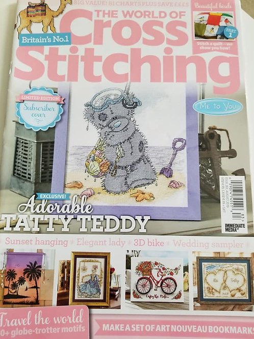 The World of Stitching - August 2019