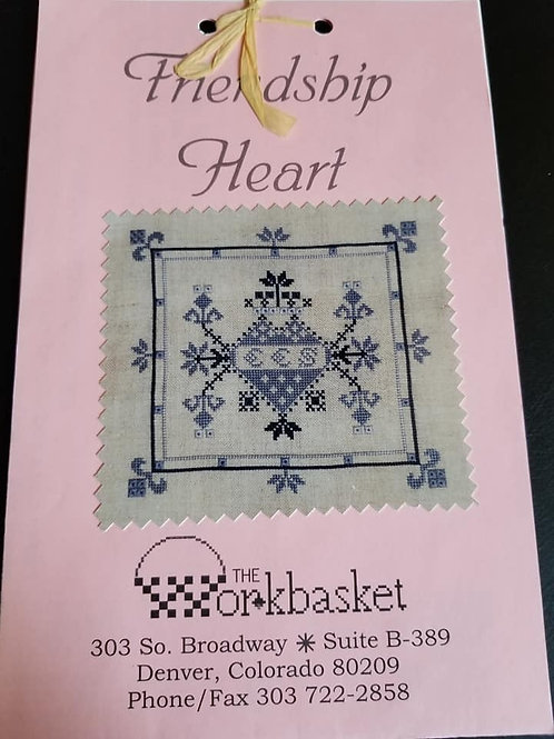 *Friendship Heart - The Workbasket