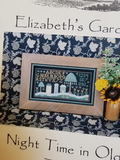Elizabeth's Garden - Liz Mathews