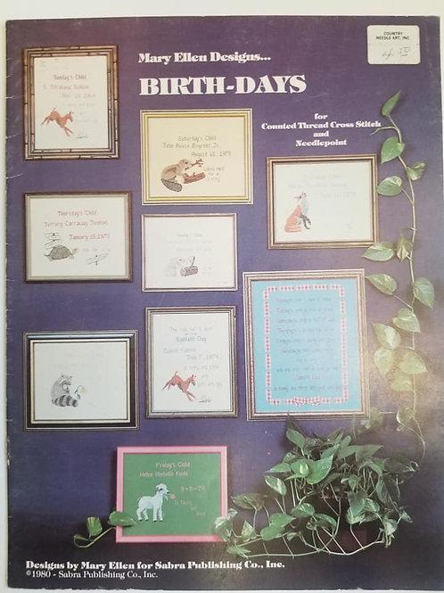 Birth-Days - $2 Chart