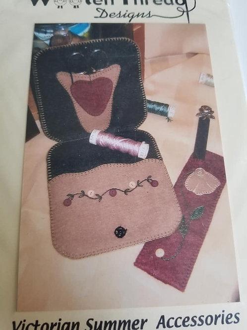 *Victorian Summer Accessories - Woolen Thread