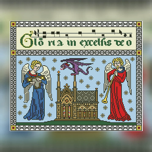 Gloria In Excelsis Deo - Arelate Studio