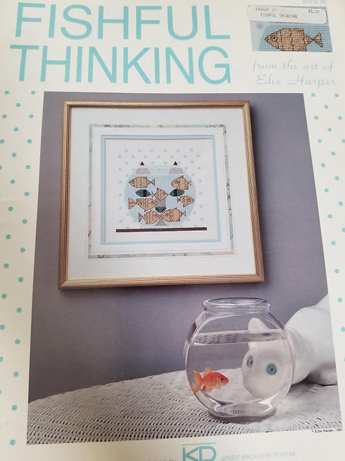 Fishful Thinking - Charley Harper