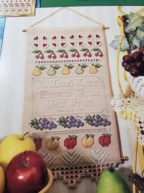 Blessed Fruits - Stitch World
