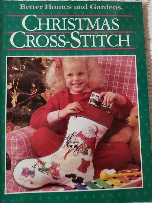 Christmas Cross Stitch Book