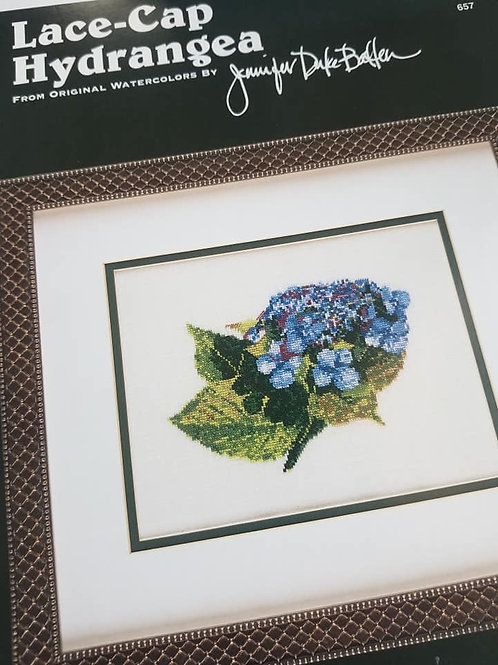 Lace-Cap Hydrangea - $2 Charts