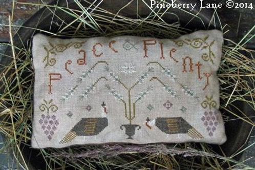 *Peace & Plenty - Pineberry Lane