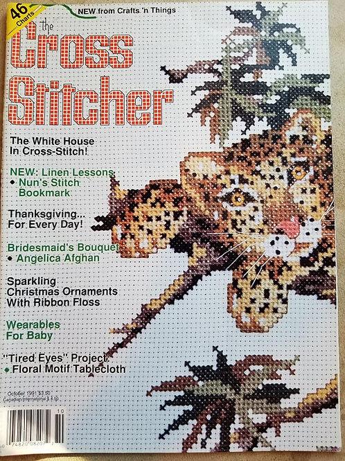 The Cross Stitcher - October 1991