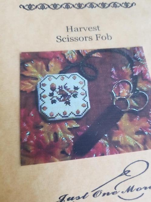 *Harvest Scissors Fob - $2 Chart