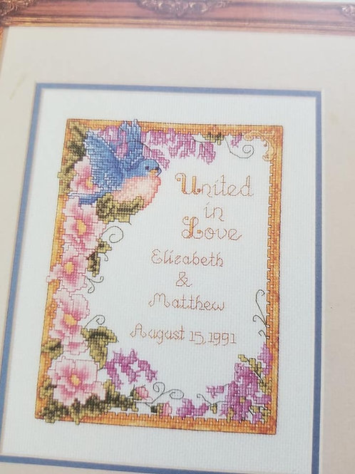 United In Love - $2 Charts