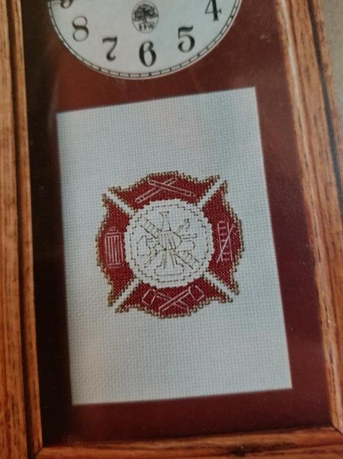 Firefighter's Maltese Cross - $2 Chart