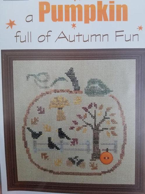 A Pumpkin Full of Autumn Fun - Bent Creek