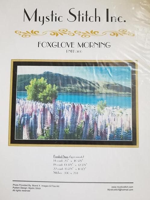 Foxglove Morning - Mystic Stitch
