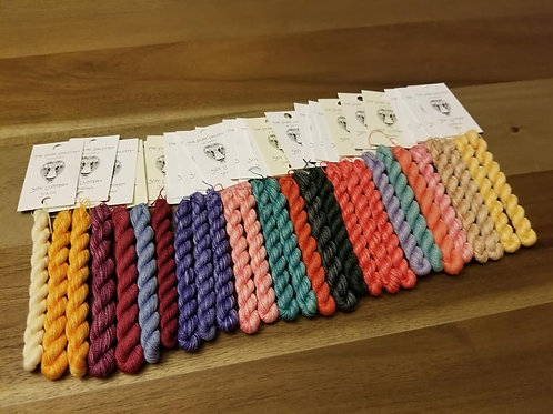 Soy Luster Silk (Lot of 28)