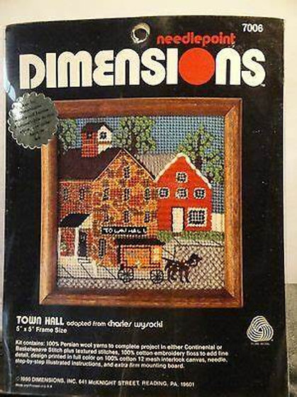 Town Hall - Dimensions