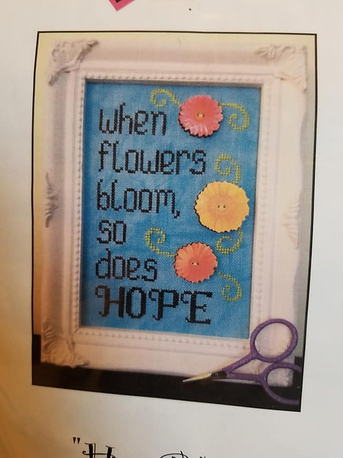 Hope Blooms - $2 Chart