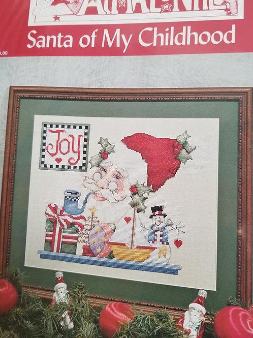 Santa of My Childhood - Alma Lynne