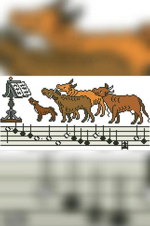 Cow Quartet - Arelate Studio