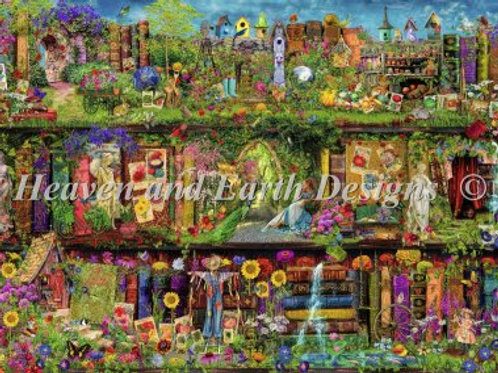 The Secret Garden - Heaven and Earth Designs