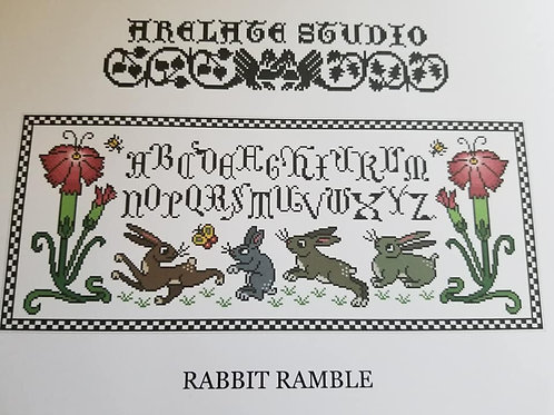 Rabbit Ramble - Arelate Studio