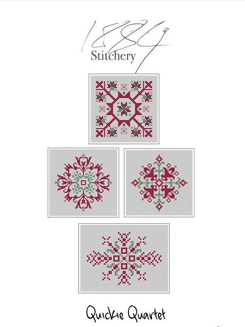 Quickie Quartet - PDF