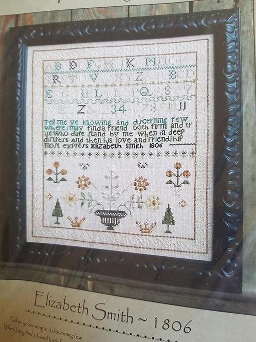 *Elizabeth Smith 1806 - Pineberry Lane