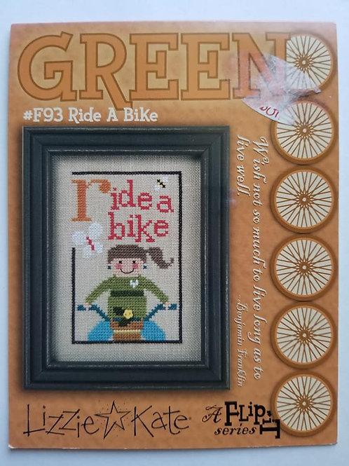Ride A Bike - Lizzie Kate