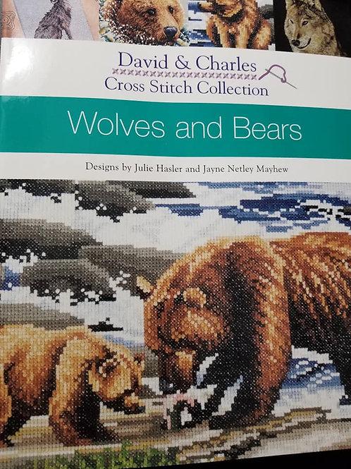 Wolves and Bears - Jayne Netley Mayhew