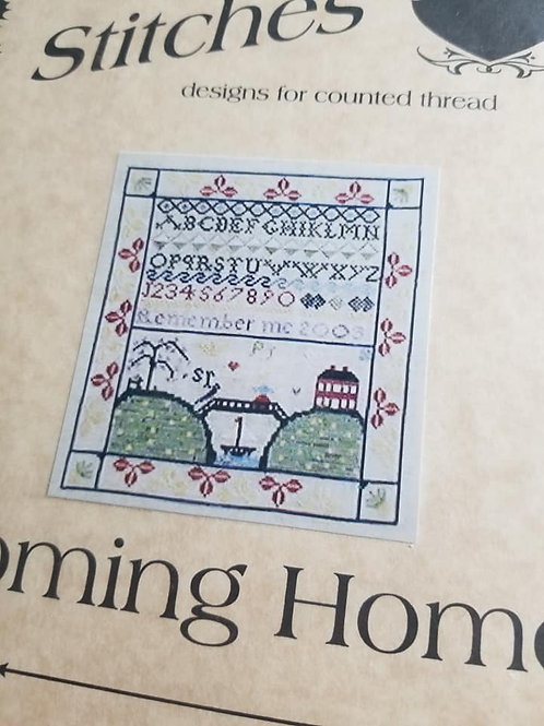 Coming Home - Praiseworthy Stitches