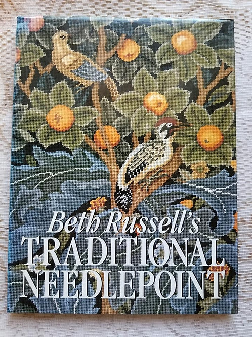 Beth Russell's Traditional Needlepoint - Charity Item