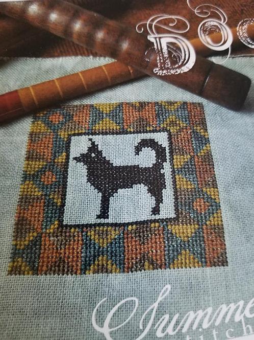 Dog - Summer House Stitche Workes