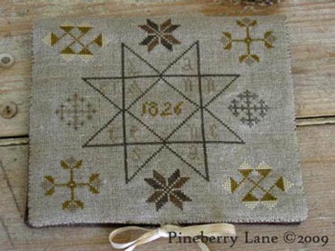 *Anne Lancaster's Needle Book - Pineberry Lane
