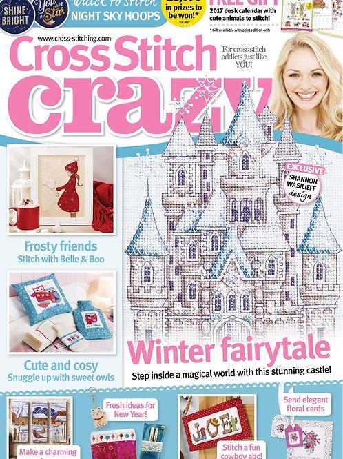 Cross Stitch Crazy - Castle