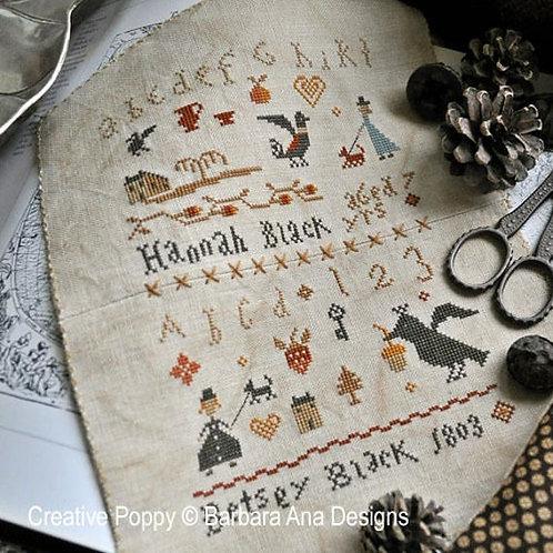 *Sisters - Barbara Ana Designs