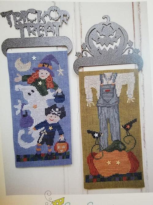 Halloween Banners - Sam Sarah