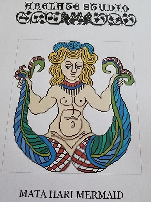 Mata Hari Mermaid - Arelate Studio