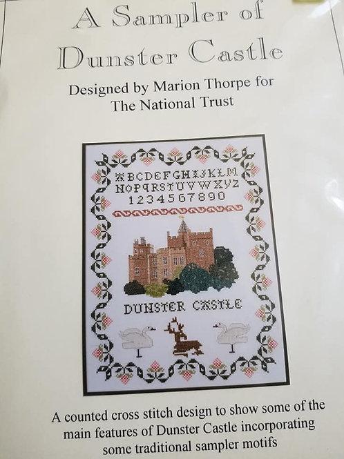 A Sampler of Dunster Castle - The National Trust