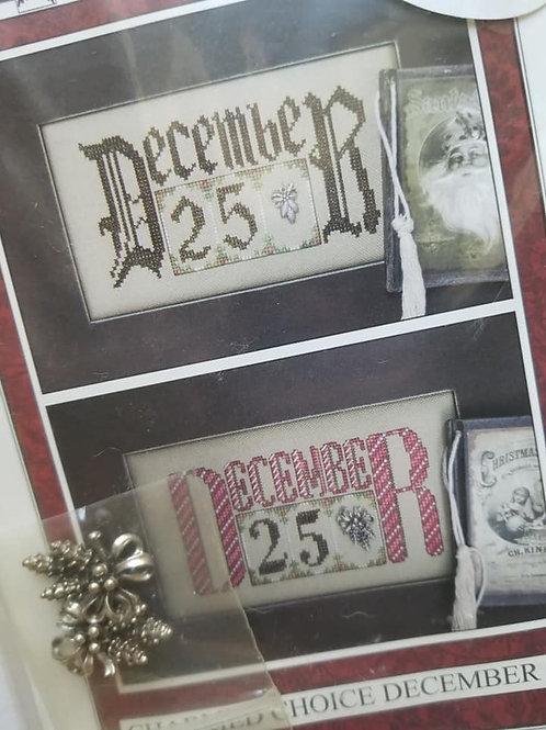 *December 25 - Hinzeit