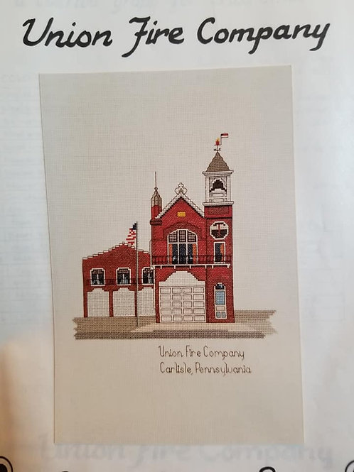 Union Fire Company - $2 Chart