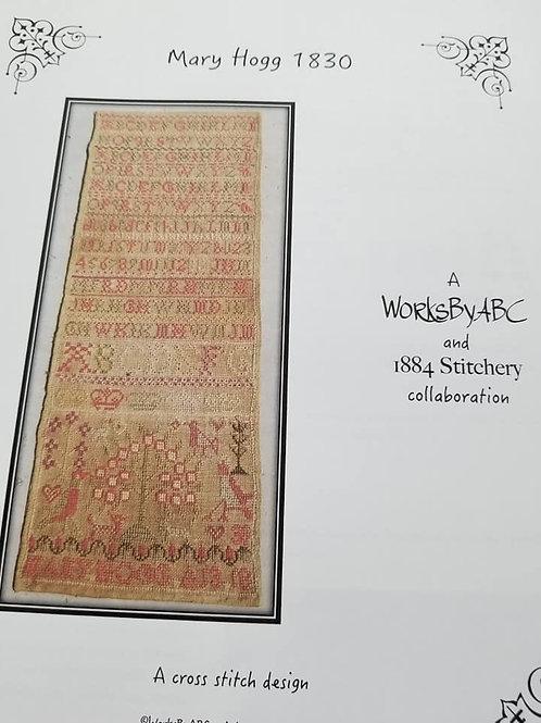 Mary Hogg 1830 - Paper Copy