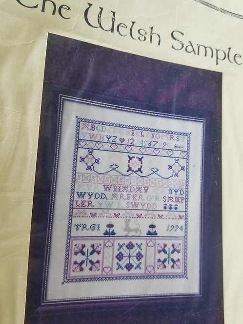 The Welsh Sampler - Charity Item