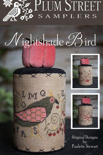 *Nightshade Bird - Plum Street Samplers
