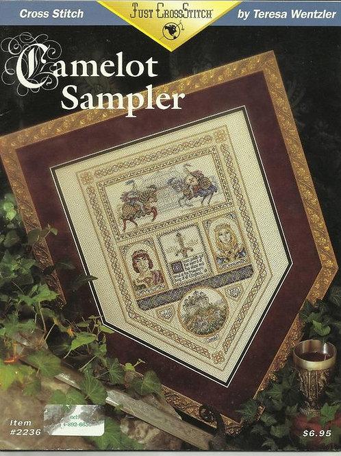 Camelot Sampler - Teresa Wentzler