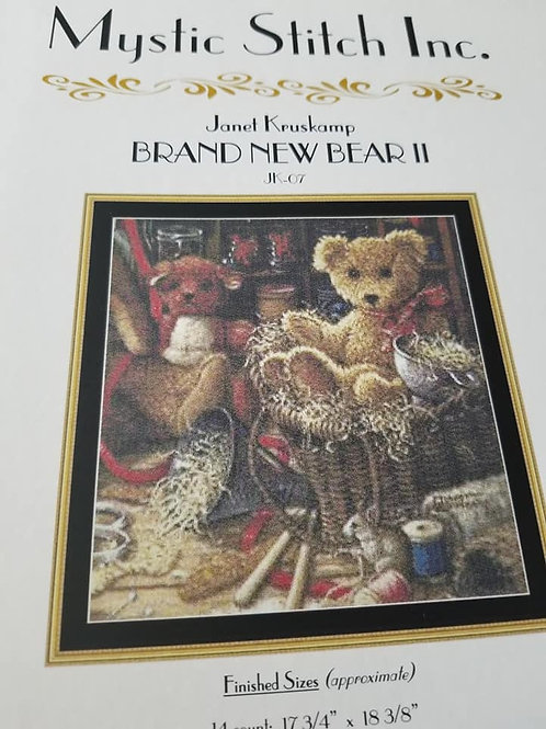Brand New Bear II - Mystic Stitch
