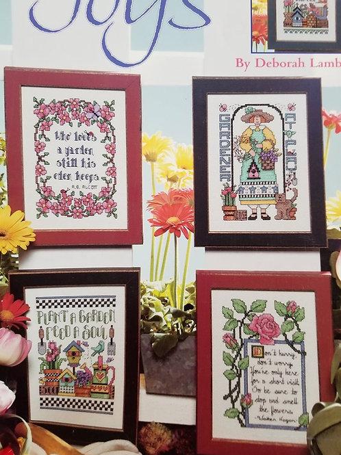 *Garden Joys - $2 Chart