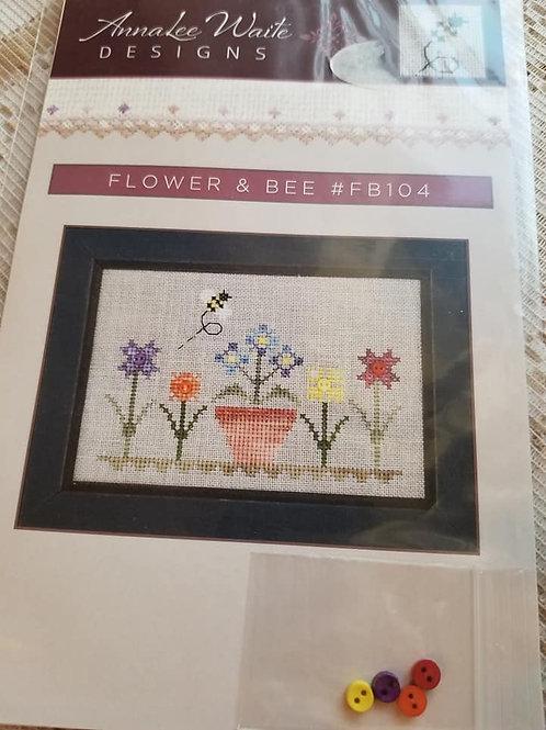 Flower & Bee - $2 Chart