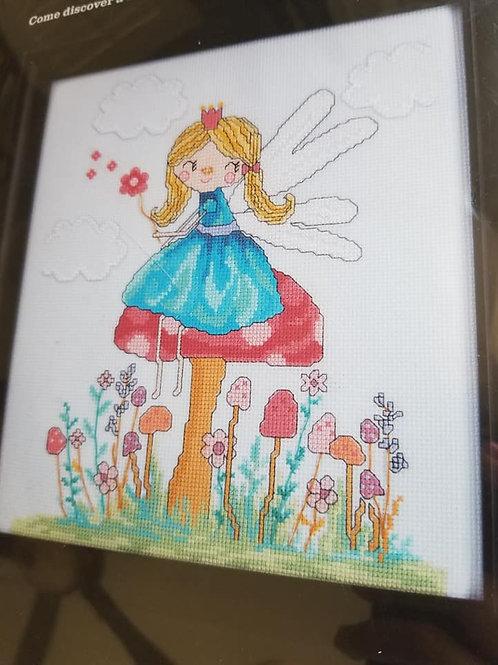 Blue Fairy Princess - Kit