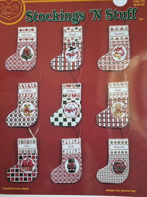 Stockings 'N Stuff - $2 Charts