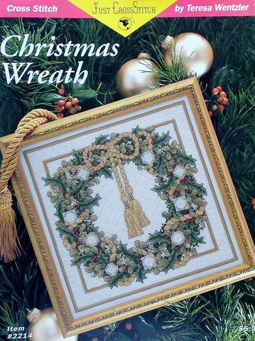 Christmas Wreath - Teresa Wentzler